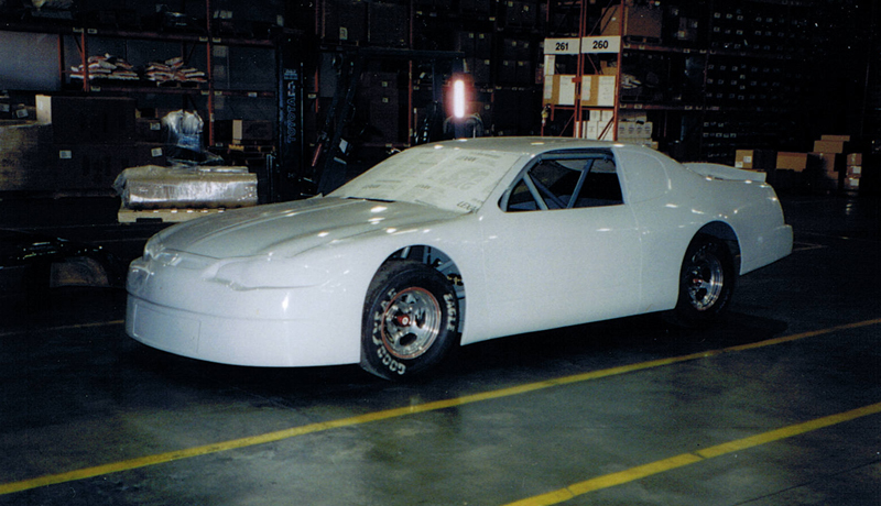 As the CASCAR Monte Carlo looked the day we received it.